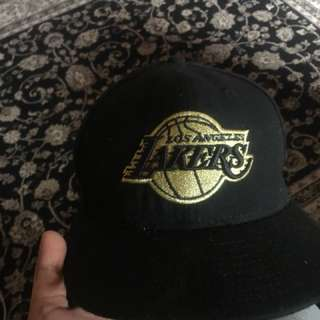 Lakers cap