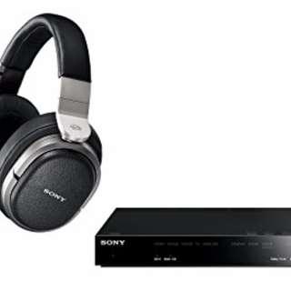 賣 (9.1聲道無線耳筒)Sony MDR-HW700DS 9成新