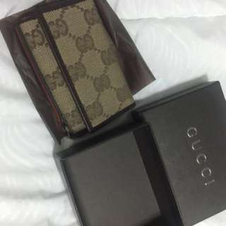 """Reserved til 12th """"Gucci 🔑key & card pouch """" Reserved *"""