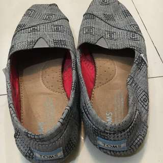 Toms Womens 9