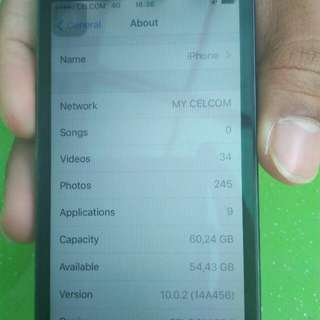 Iphone 5 Black (64GB)