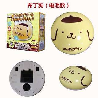 Pompompurin Cartoon Cleaner Robot Clean Robot Mini Robot Vacuum Cleaner Sweeping Circle Clean Intelligent Vacuum Cleaner Sweeping Robot