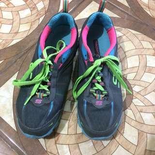 Skechers rubbershoes