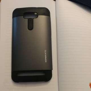 Black Hard casing for asus zen fone Laser 5.5 inch
