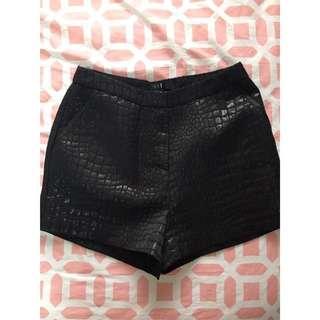Forever 21 High-Waist Shorts