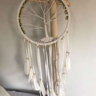 Tree of life dream catcher medium sized