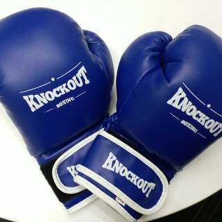 Knockout Boxing Gloves