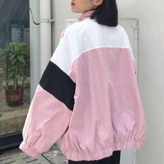 Too Basic Pink Jacket