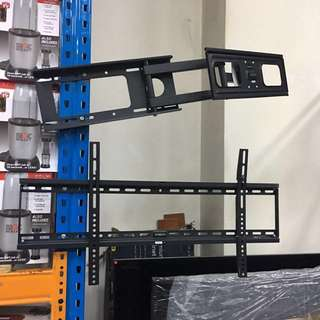 Bauhn - swing arm or fixed tv wall mount from Australia