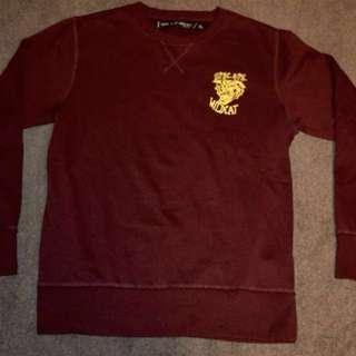 Red Factory Sweatshirt