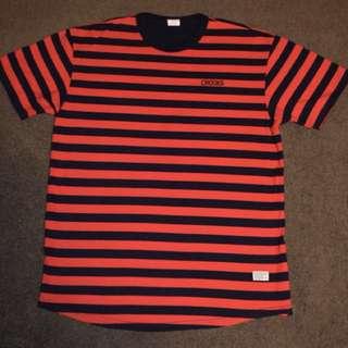Red/Black Crooks Shirt
