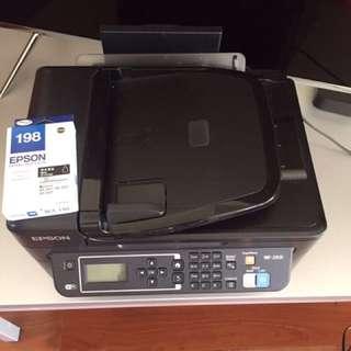 Inkjet Printer Epson 3 in 1