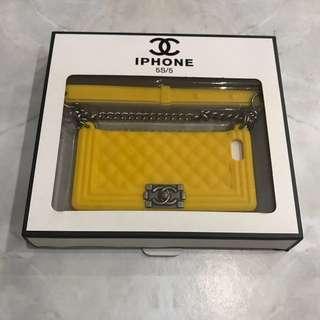 Iphone 5/5S Chanel Boy Case