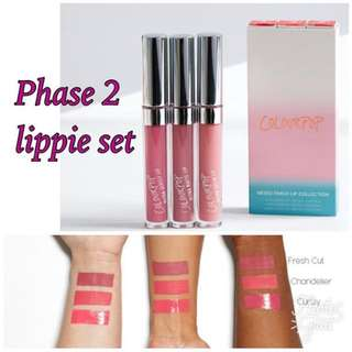 Colourpop Phase 2 Lippie Set