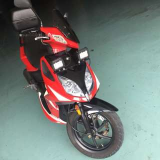 Super 8 not Yamaha Honda sym