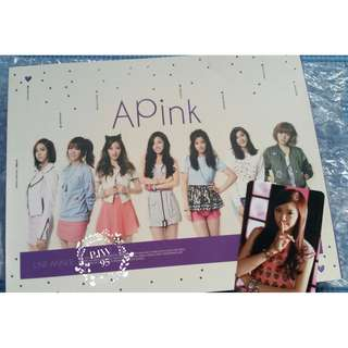 A Pink (에이핑크) - UNE ANNEE [The First Abum]