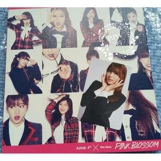 A Pink (에이핑크) - 4th Mini Album [PINK BLOSSOM]