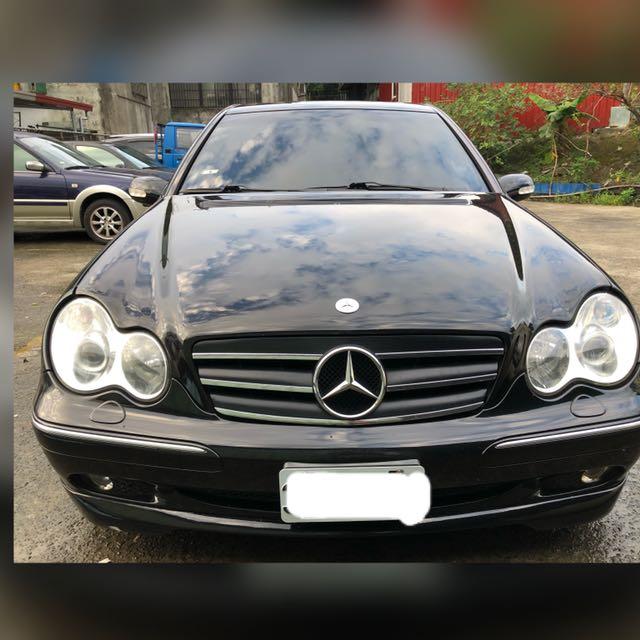 賓士2001 w203 c320
