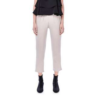 BN TEM CHRISTELLE STRAIGHT-FIT TROUSERS