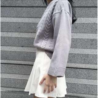 韓版針織毛衣