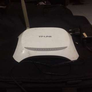 TP-LINK Modem & Routers TL-MR3220 USB Port 3G /4G