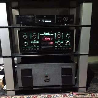 Hi-end Krell Class A Power Amplifier KSA-250