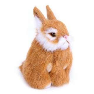 Rabbit Doll PLUSH Toy Birthday Gift/Present For Baby