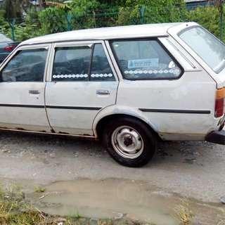 toyota GL wagon good engine cool aircond automatic tranmisson