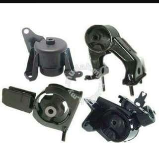 TOYOTA WISH 1.8 (2006-2008) ENGINE MOUNTINGS (4 PCS) - 1 SET