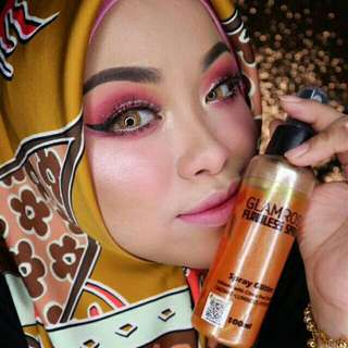 Glamrose Spray ( instock )