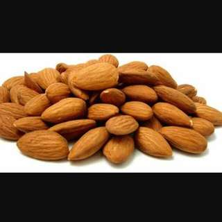 U.S Whole Roasted (With Skin) Almond