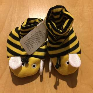 Mother care Bumblebee shoes (0-3 months)