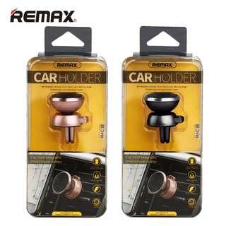 Remax RM-C19 Car Magnetic Smartphone Holder –  Rose Gold