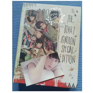 B1A4 - The B1A4 Ignition (SPECIAL EDITION) [RARE]