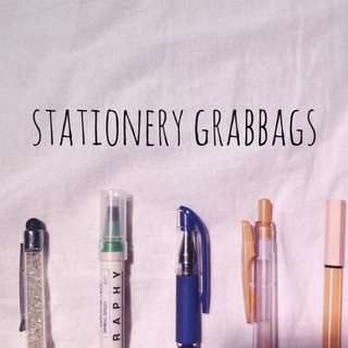 STATIONARY GRABBAGS FROM $5