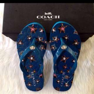 Auth. Coach slippers