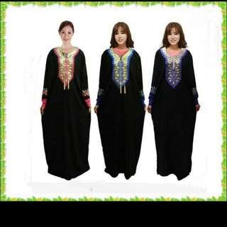 PO Abaya / Jubah / Muslimah dress
