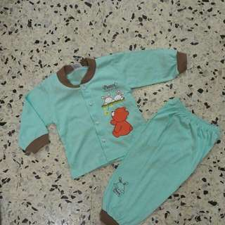 NEW pureen baby apparel 0-3month