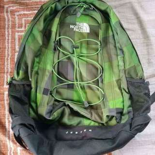 The North Face 30L backpack