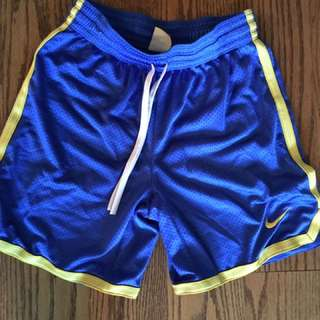 Nike live strong basketball shorts