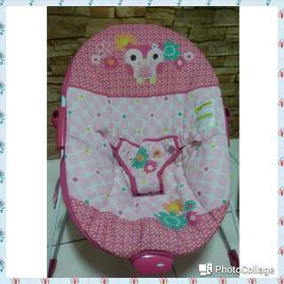 Baby bouncer 0-1yr (with calming vibration)