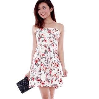 BRAND NEW Dreamie Bloomy Tube Dress from fairebelle