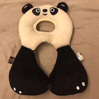 Baby travel neck support pillow
