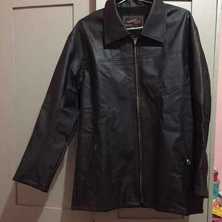 Jaket kulit Big Size new