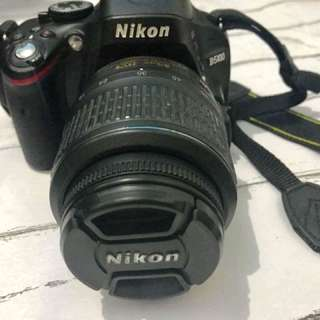 Nikon d5100 with issue