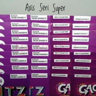 Axis Seri Super