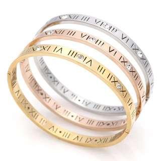 Tiffany & C o Atlas Bracelet