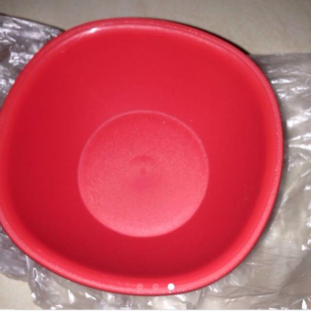 4 mangkuk tupperware