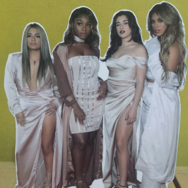 5th Harmony group standee (PreOrder)