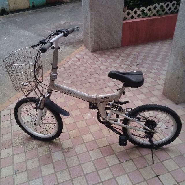 舊單車一部